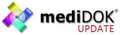 medidok update hotfix logo