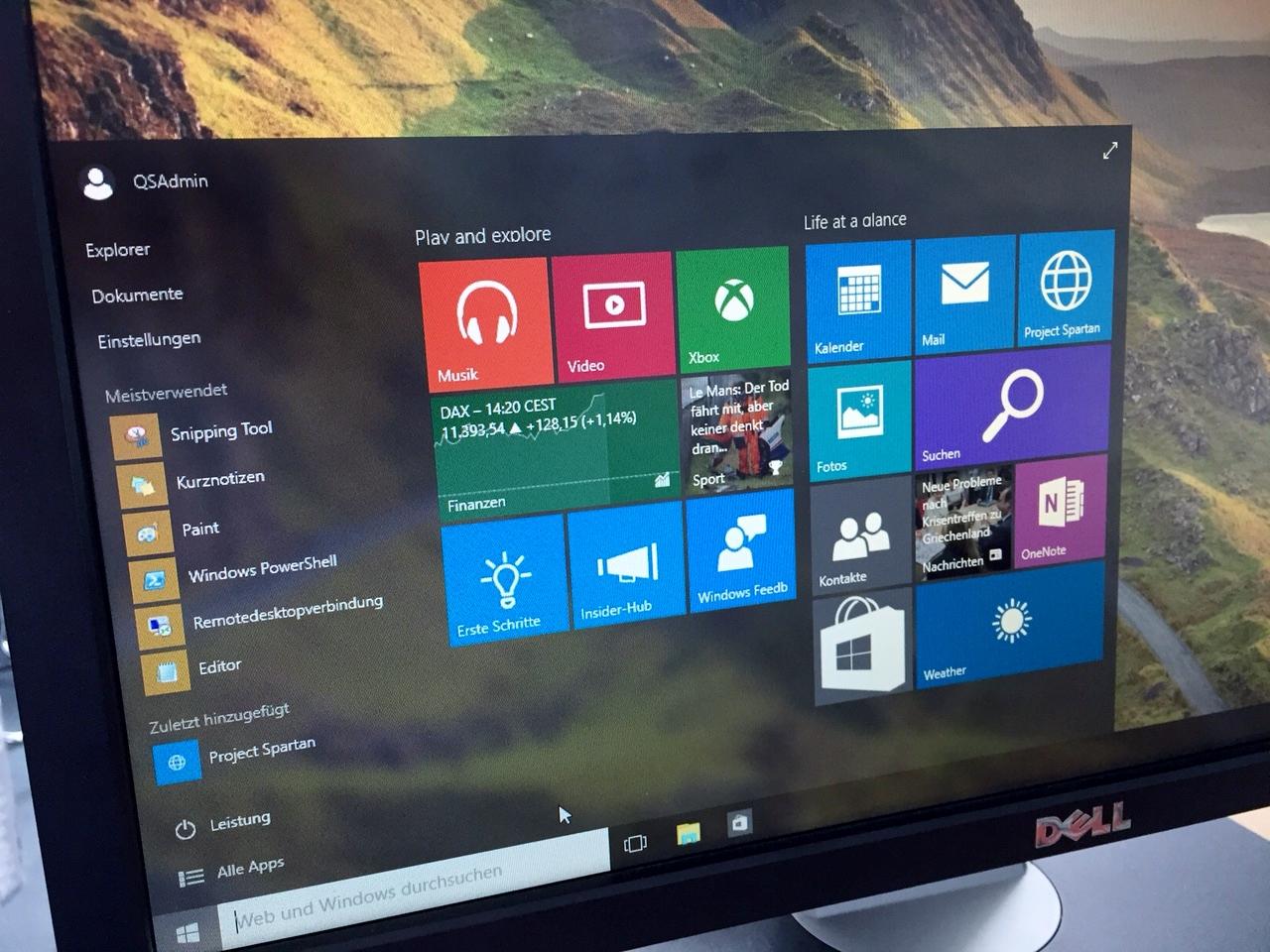 Wichtige Information zu mediDOK und Windows 10