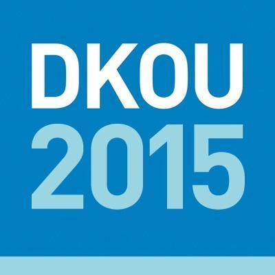 mediDOK auf dem DKOU 2015