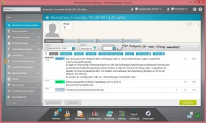 Die mediDOK-Integration in die medatixx Praxisverwaltung