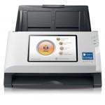 Plustek eScan A150 mit mediDOK ScanApp (Frontansicht)