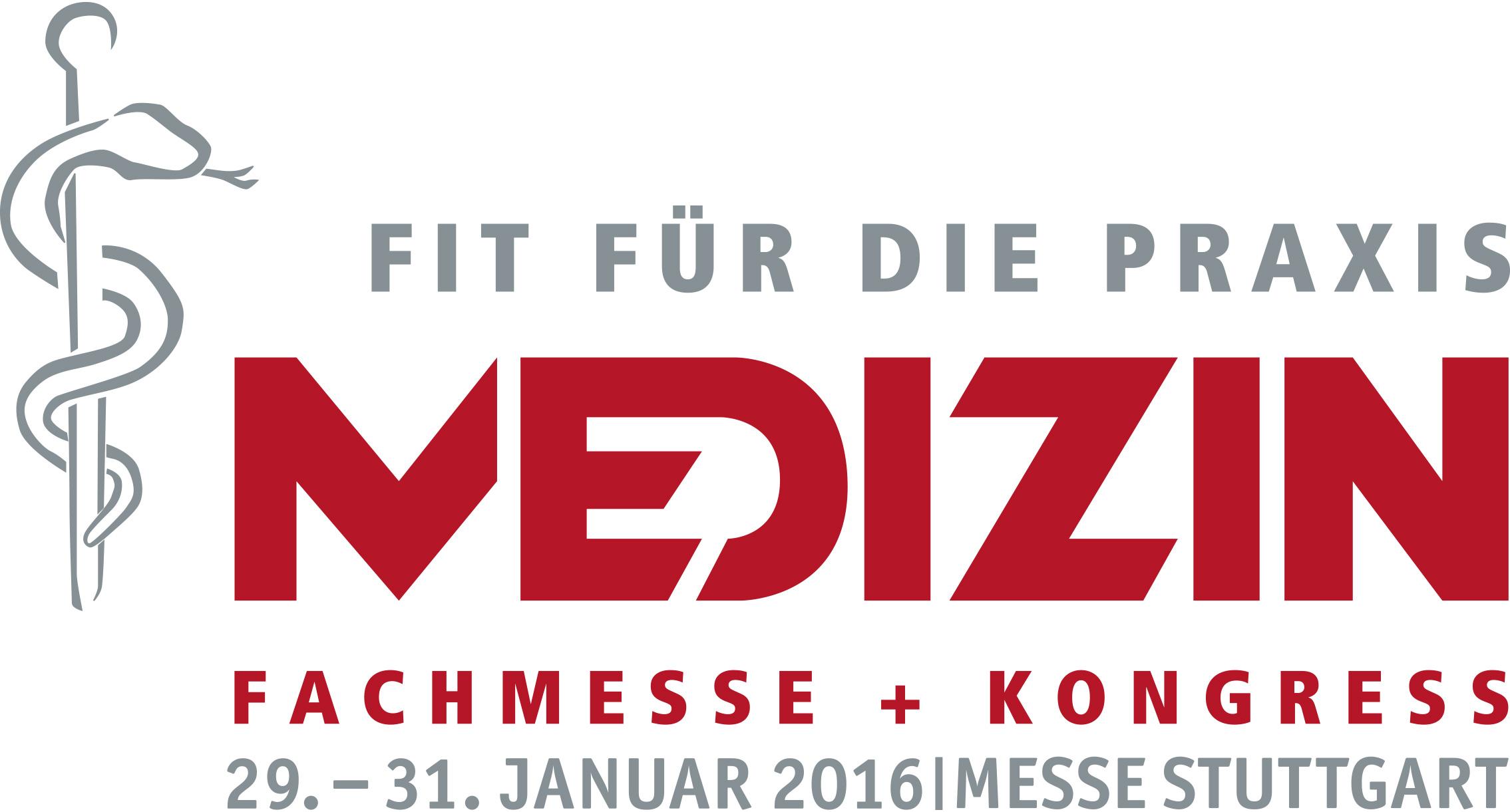 MEDIZIN 2016 (Fachmesse und Kongress, Stuttgart)