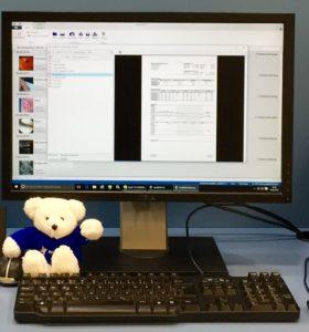 mediDOK 2.5 wurde erstmals auf der conhIT einer breiteren Öffentlichkeit vorgestellt.