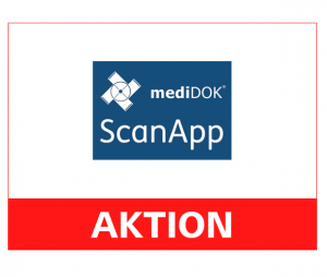 medidok scanapp-aktion
