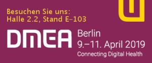 mediDOK DMEA Berlin 2019