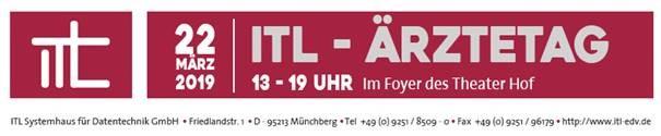 ITL-Ärztetag (Hof)