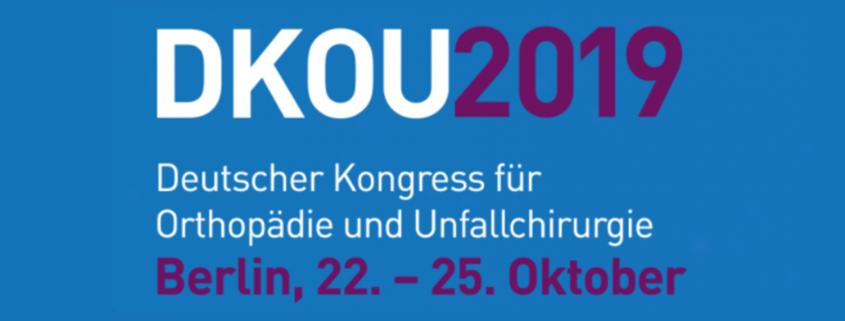 medidok auf dem DKOU 2019 in Berlin