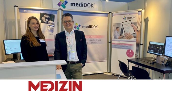 mediDOK auf der MEDIZIN 2020